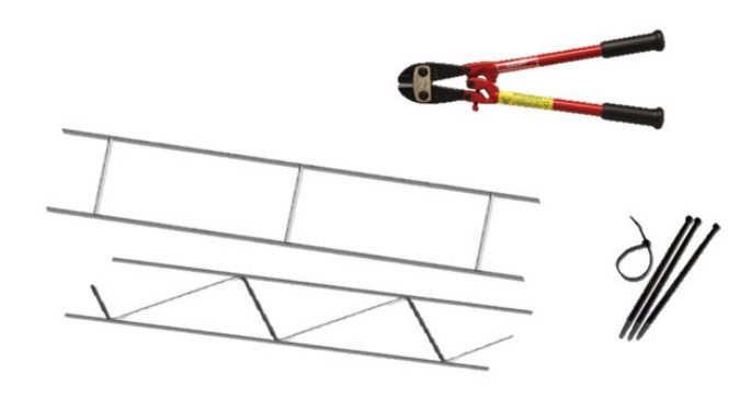 tools needed for reinforcing